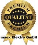 maex Elektro GmbH - Qualifizierter E-Check Innungsfachbetrieb